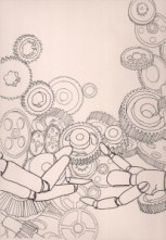 zhou-quan-machine-ii-42-2x-32-7-cm-ink-on-paper