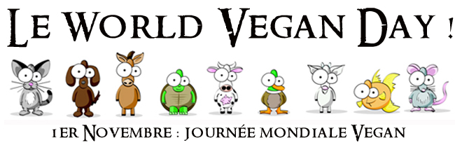 Journée mondiale vegan