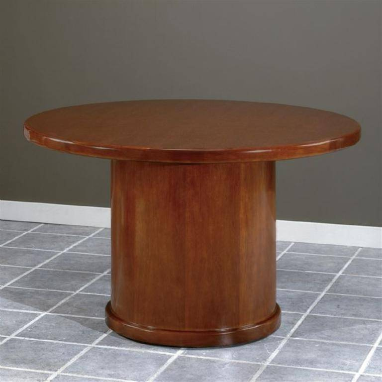 Round Wood Table Furniture