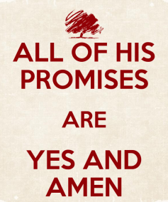 Image result for all his promises