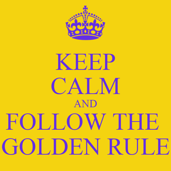 Image result for the golden rule images