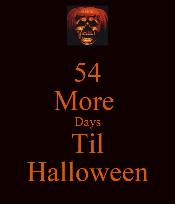 Keep Calm 3 Days Halloween