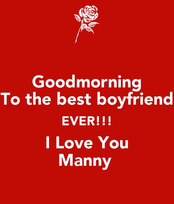 Keep Calm And Love Manny