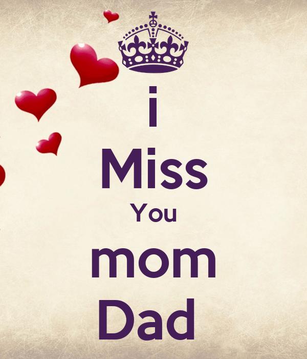 I Miss U Mom And Dad Wallpaper