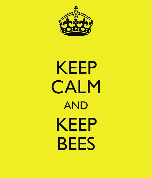 Sherlock Holmes Keep Calm and Keep Bees image