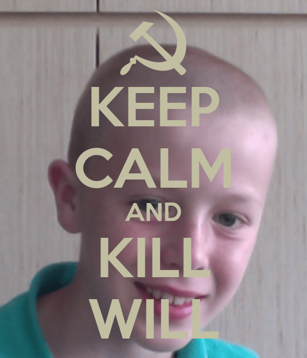 Keep Calm And Kill Jarrett