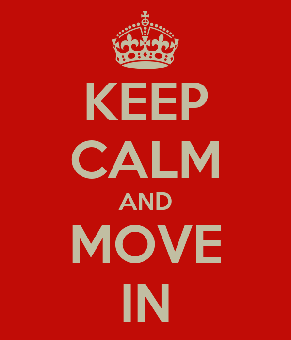 Image result for move in