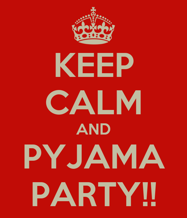 Image result for pyjama party pictures