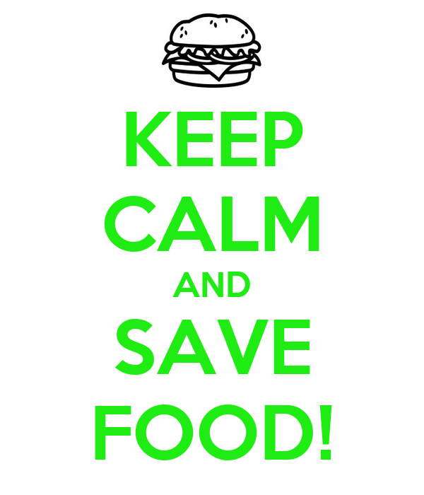 Keep Calm And Fast Food