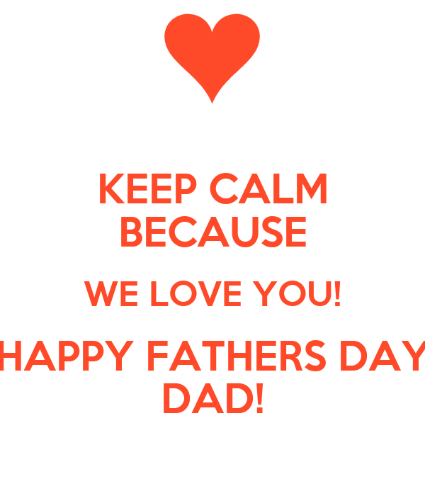 We Day Fathers Love Happy You