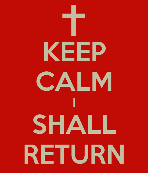 Shall Return
