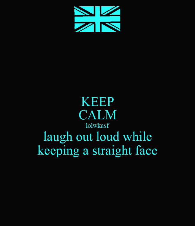 Laugh Out Loud Wallpaper