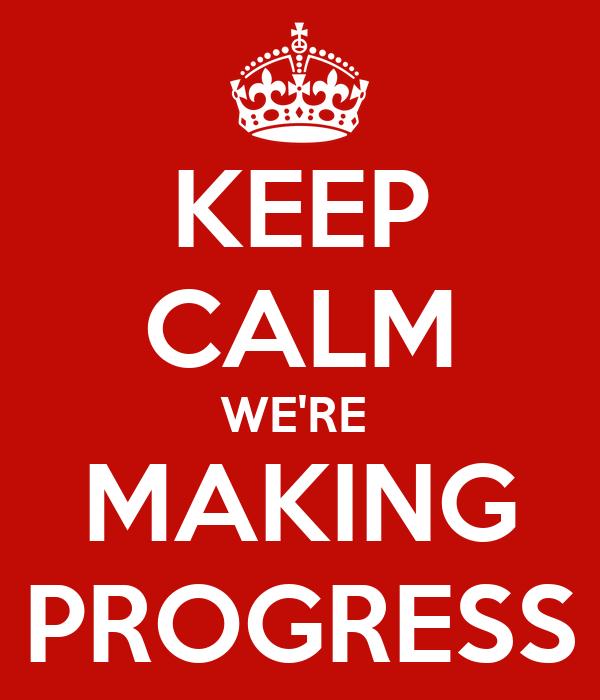 Image result for making progress