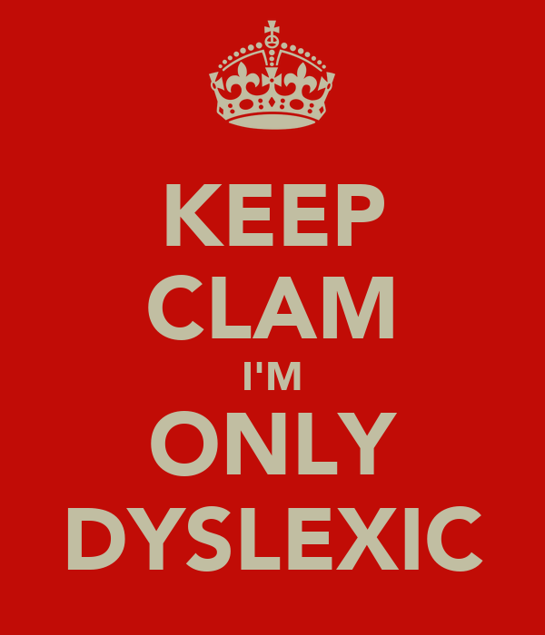 Is My Brother Dyslexic? Does He Have A Reading/Writing Disorder?
