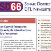 Read the May Newsletter