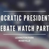 November Debate Watch Party