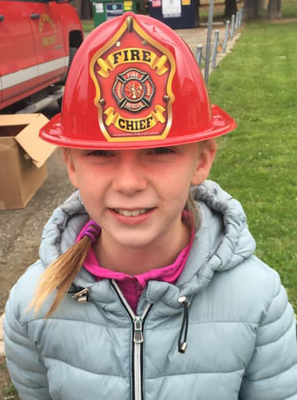 fire chief girl