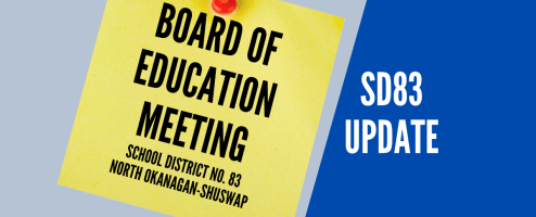 Board meeting Wednesday
