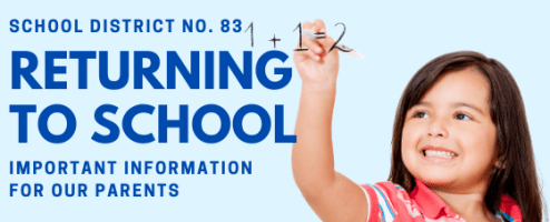 Health and safety big part of back to school planning