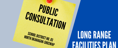 Continued consultation on Long Range Facilities Plan