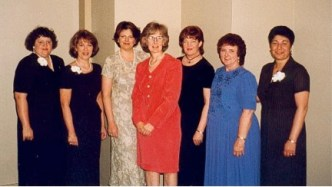 National Executive Committee (ExCom), 1998-1999