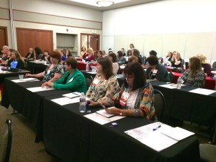 Building Powerful Relationships session (EDSymposium15)