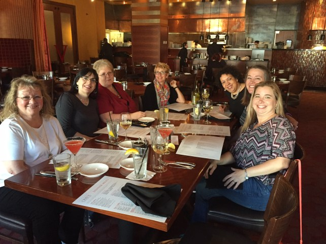 Group dinner (EDSymposium16)