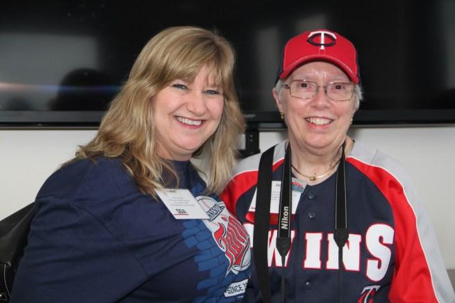 Kim Tuzinski and Janet Bucholdt, Minneapolis/St. Paul Chapter (EDSymposium16)