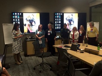Installation of 2016-2017 board of directors (5/19/16)