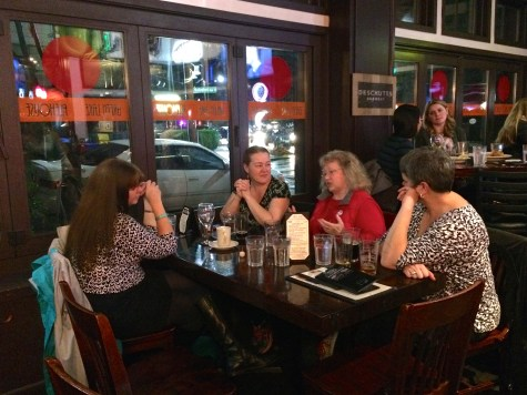 Wine Wednesday (October 2016, Greenlake Ale House)