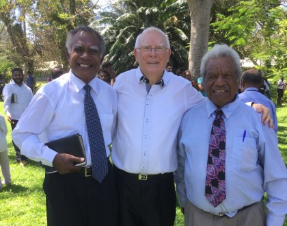 Adventist Review Online | Adventist College Celebrates 50 Years of Service in Papua New Guinea
