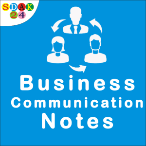 Business Communication Notes Download