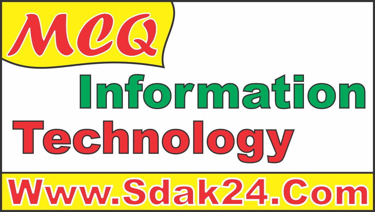 MCQ Information Technology Bcom
