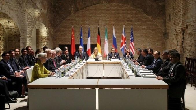 المفاوضات بين طهران والقوى الدولية حول ملف إيران النووي في فيينا