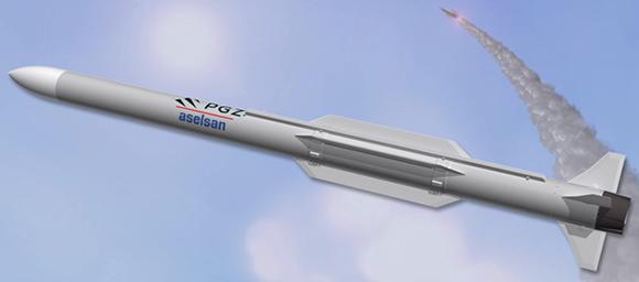 صاروخ PGZ