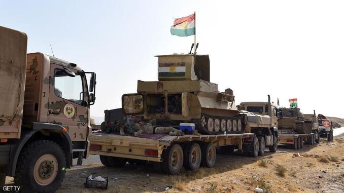 معركة الموصل   العراق