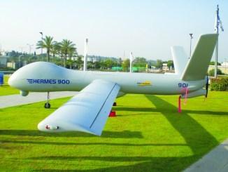 طائرة بدون طيار من طراز هيرميز 900
