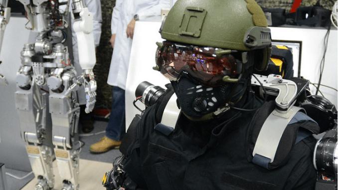 نظام روسي يتواصل مع الروبوتات