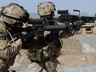 القوات الكندية في العراق