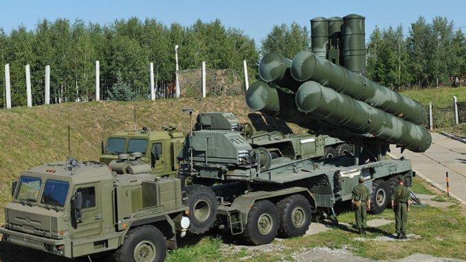 منظومة إس-400 الروسية