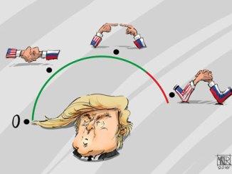 ترامب- بوتين