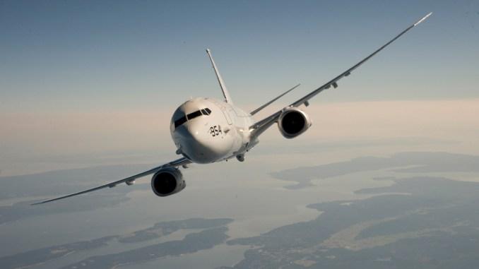 طائرة من طراز بي-8 إيه بوسيدون