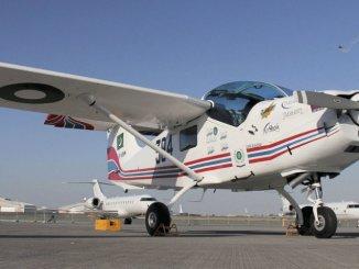 طائرة تدريب من طراز سوبر موشاك