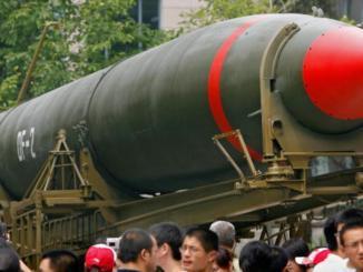 صاروخ نووي