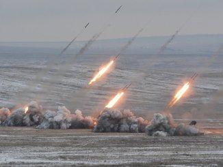 مناورات للجيش الروسي