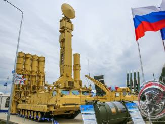 أنظمة الدفاع الجوي الروسية