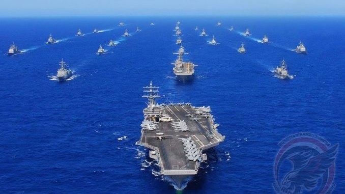 قطع بحرية أميركية
