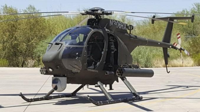 مروحية AH-6i (المصدر: IHS Janes)