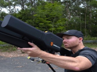 بندقية Drongun