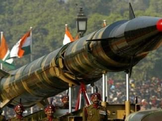 صاروخ باليستي هندي